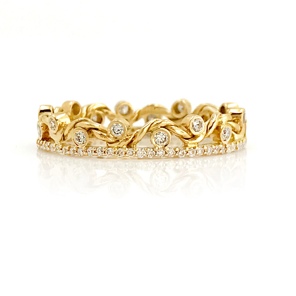 18K-Gold-Diamond-Twist-Wave-Open-Enlace-Crown-Stacking-Ring-Jewelyrie-GLIR-06