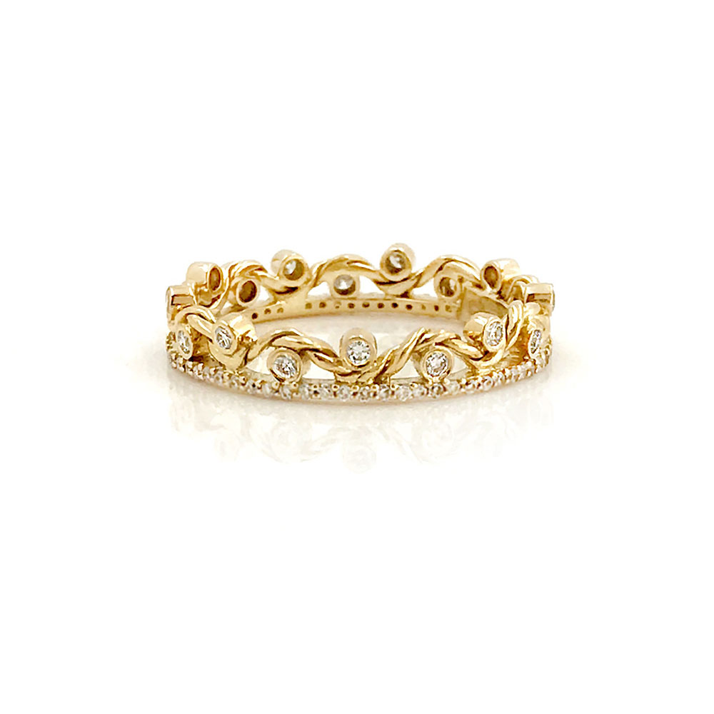 18K-Gold-Diamond-Twist-Wave-Open-Lace-Crown-Stacking-Ring-GLIR-06
