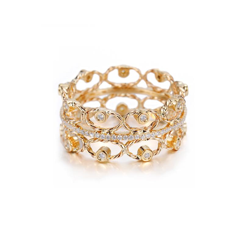 9-Twist-Petal-Diamond-Tip-Open-Lace-Pavé-Line-Wide-Ring-18k-14k-JeweLyrie-c