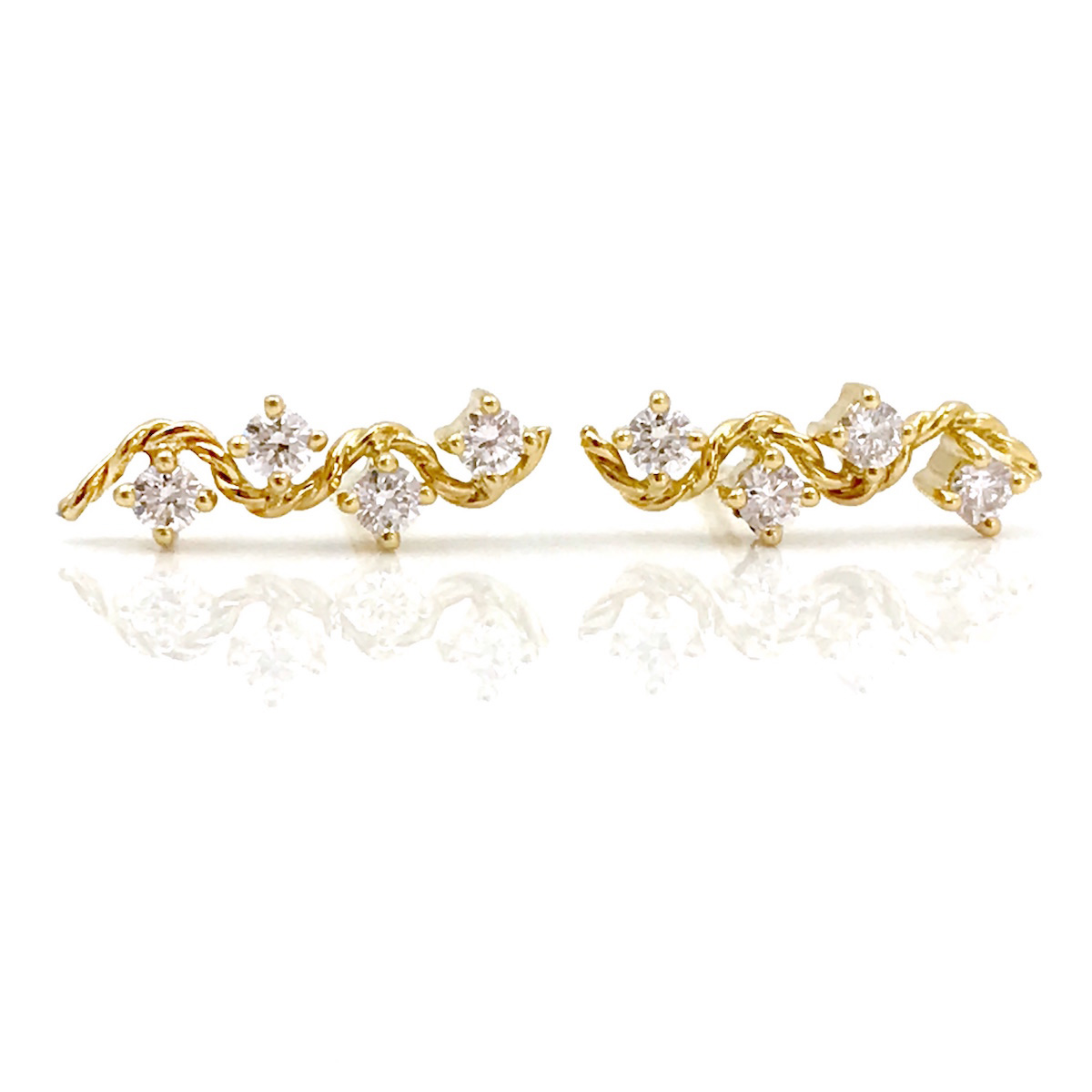 18k-diamond-twist-wave-Enlace-Post-Earrings-Jewelyrie-Tulle-Studs-Collection-copy