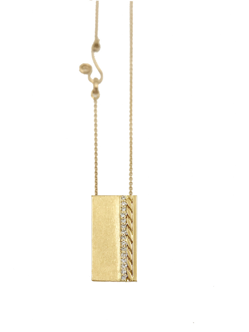 Slim-Pave-Diamond-Line-18k-Twist-Accent-Satin-Slider-Tab-Pendan-Vertical-EFCP-02 copy