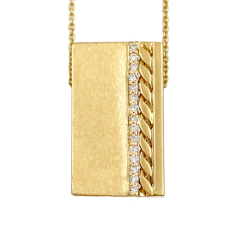 Slim-Pave-Diamond-Line-18k-Twist-Accent-Satin-Slider-Tab-Pendan-Vertical-EFCP-02B copy