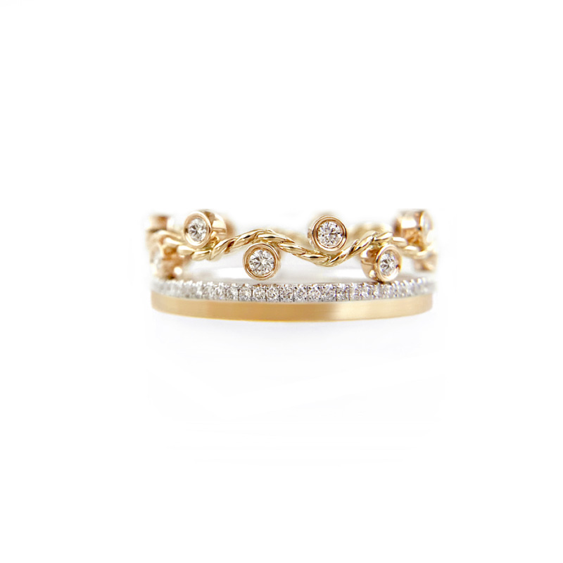 1.57.42-YG-6mm-Wavy-Twist-Pave-Diamond-Satin-Square-band-Gold-Ring-Stacking-14k-18k-jewelyrie_3510