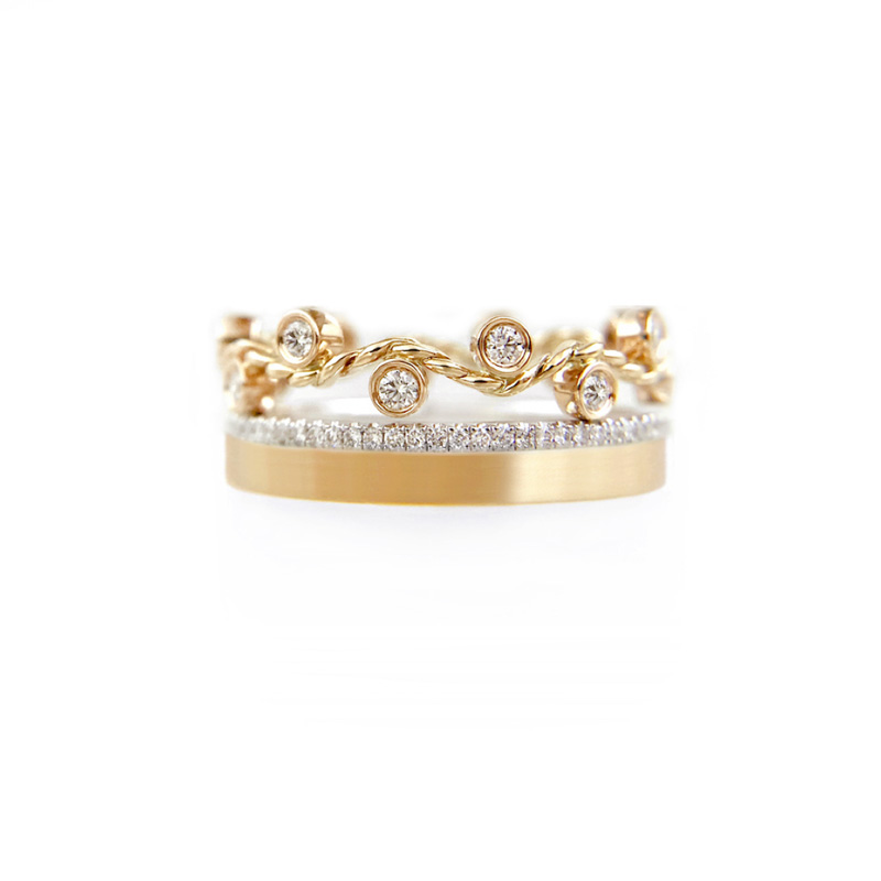1.57.44-YG-7mm-Wavy-Twist-Pave-Diamond-Satin-Square-band-Gold-Ring-Stacking-14k-18k-jewelyrie_3510