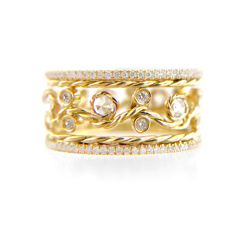 10.27.10-Twist-Open-Lacey-Rose-Cut-Pave-diamond-Eternity-Ring-Stacking-14k-18k-Jewelyrie_3396