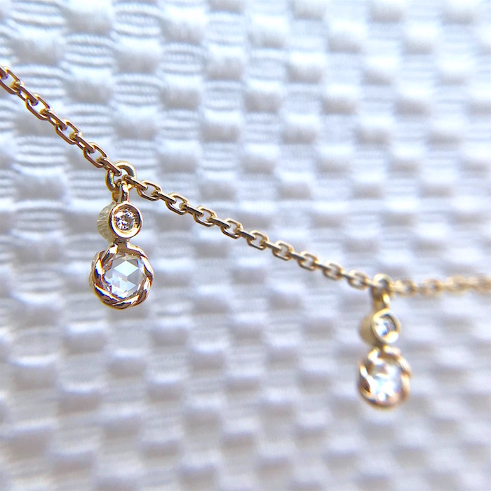 101-Twist-Bezeled-Rose-Cut-Diamond-Seven-Station-18k-Gold-Necklace_5728
