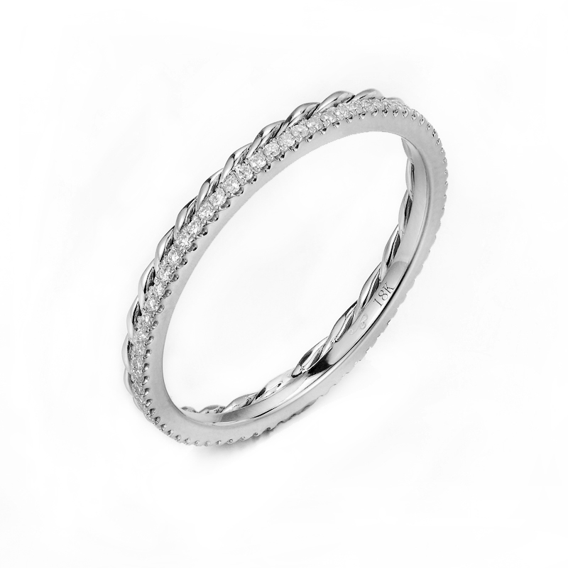 12-JeweLyrie-Signature-Twist-Trimmed-Micro-Pavé-Diamond-Eternity-Band-Ring-Guard-Spacer