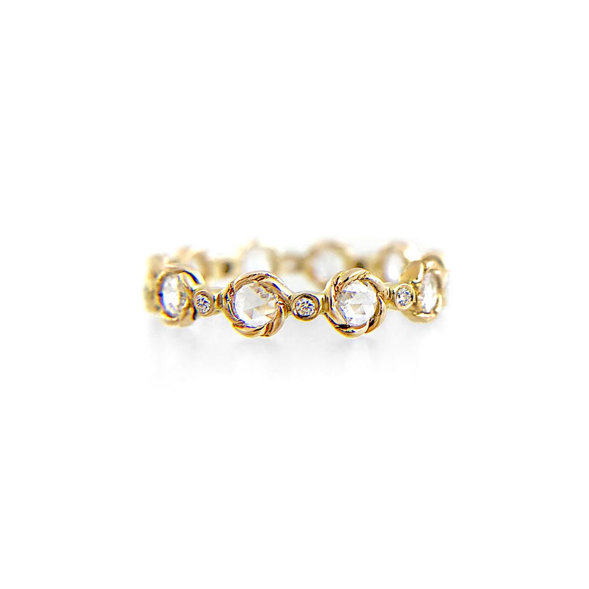 21-Signature-Twist-Bezel-4mm-Rose-Cut-Diamond-Eternity-Gold-Ring-14k-18k-JeweLyrie-C_3382