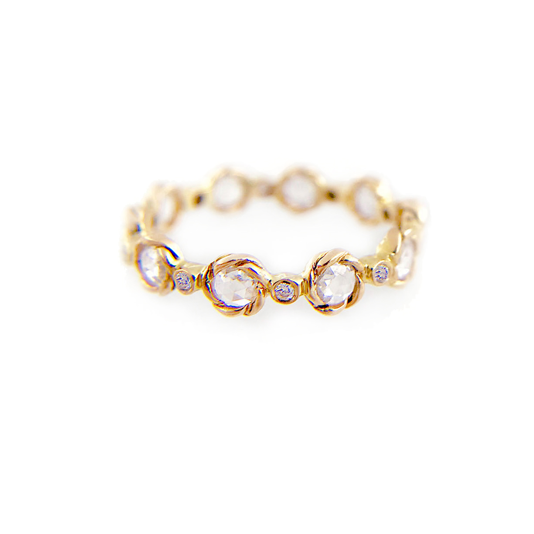 21-Signature-Twist-Bezel-4mm-Rose-Cut-Diamond-Eternity-Gold-Ring-14k-18k-JeweLyrie_33