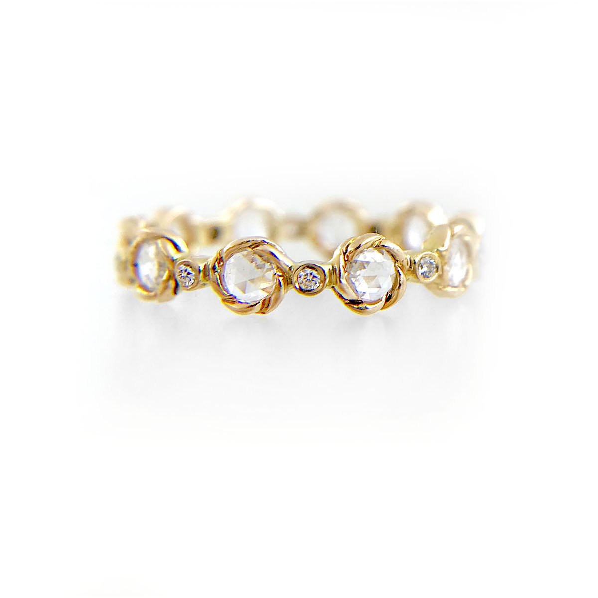 21-Signature-Twist-Bezel-4mm-Rose-Cut-Diamond-Eternity-Gold-Ring-14k-18k-JeweLyrie_3382