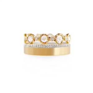 21.57.53-YG-8mm-Rose-Cut-Diamond-Pave-Satin-Square-band-Ring-Stacking-set-14k-18k-jewelyrie _3510