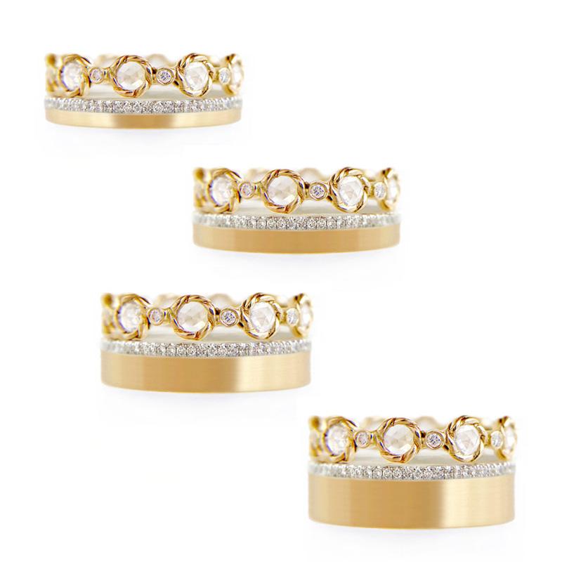 21.57.55-YG-9mm-Rose-Cut-Diamond-Pave-Satin-Square-band-Ring-Stacking-set-14k-18k-jewelyrie_3510