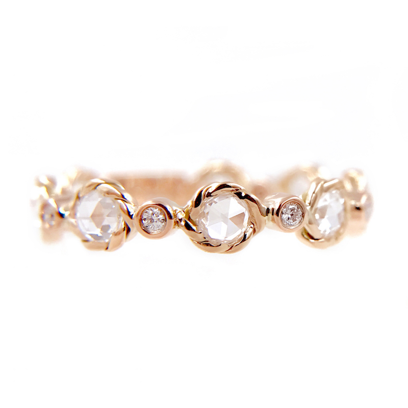 22-Signature-Twist-Bezel-4mm-Rose-Cut-Diamond-Eternity-Gold-Ring-14k-18k-JeweLyrie_7001
