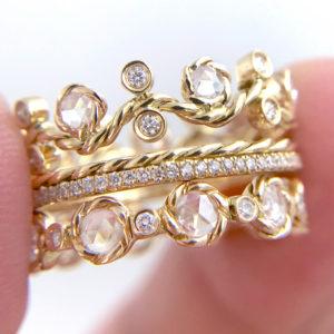 27.10.21-Rose-Cut-Diamond-Wavy-Twist-Vine-Eternity-Gold-Crown-Ring-Stacking-Set_3180