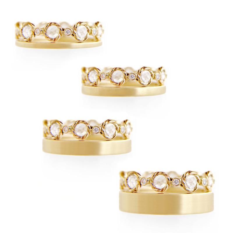 27.42-Rose-Cut-Diamond-satin-square-band-eternity-crown-Ring-14k-18k-jewelyrie-1