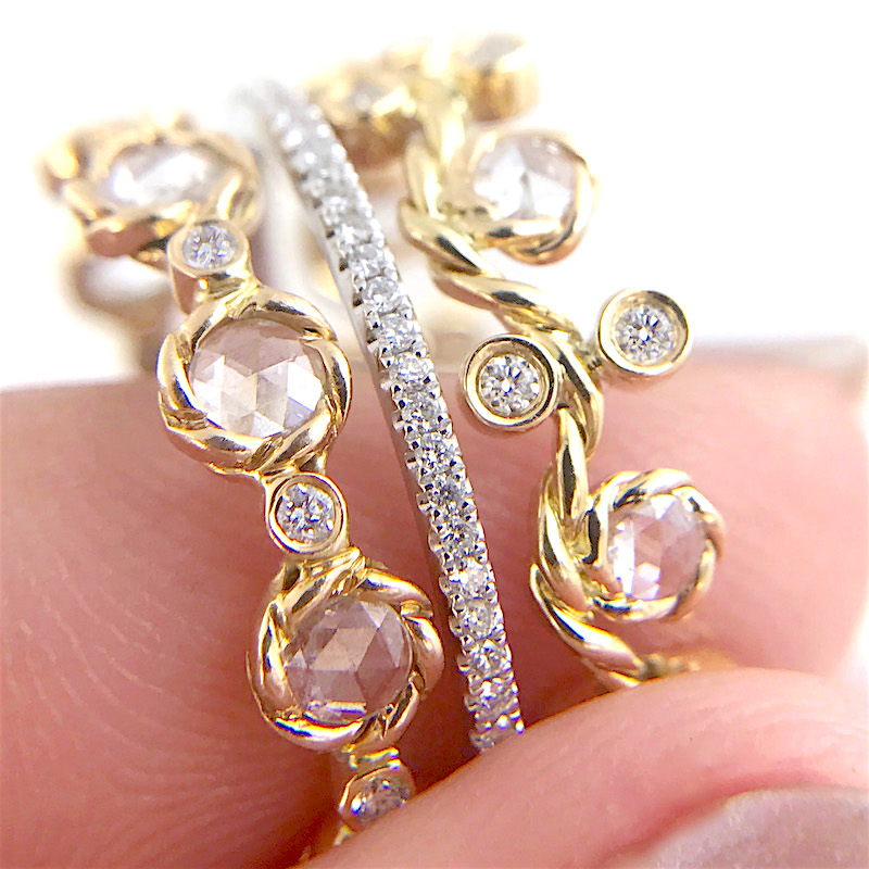 27.57.21-Rose-Cut-Diamond-Wavy-Twist-Vine-Eternity-Gold-Crown-Ring-14k-18k-JeweLyrie_3160