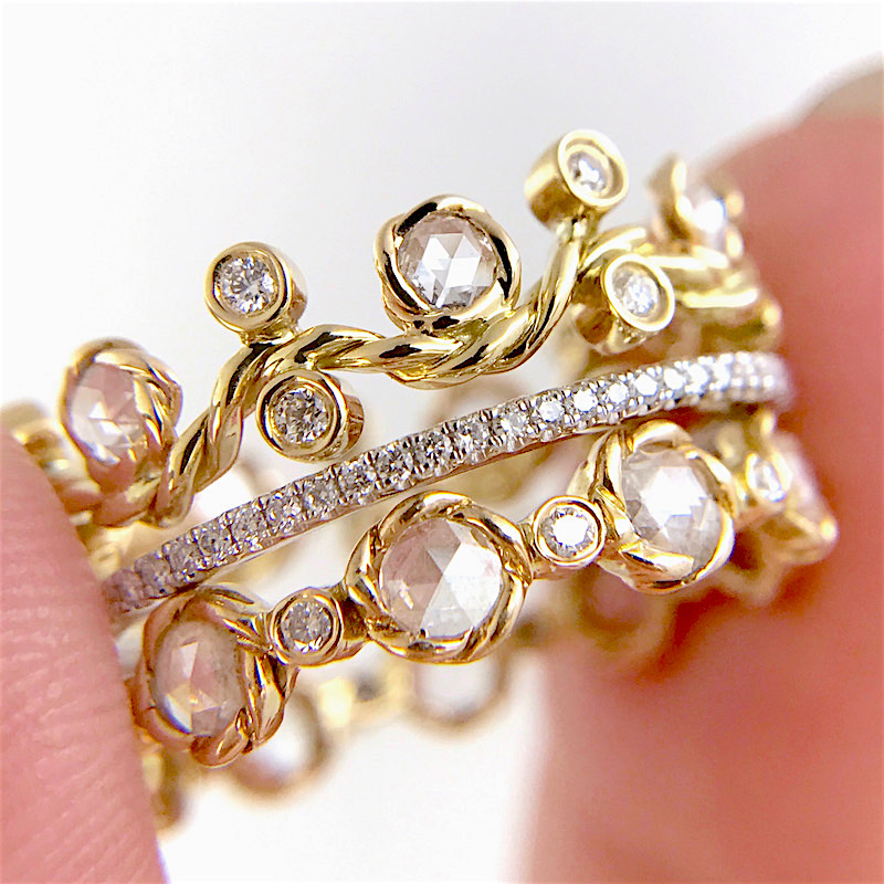 27.57.21-Rose-Cut-Diamond-Wavy-Twist-Vine-Eternity-Gold-Crown-Ring-14k-18k-JeweLyrie_3162