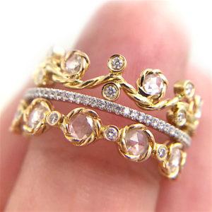 27.57.21-Rose-Cut-Diamond-Wavy-Twist-Vine-Eternity-Gold-Crown-Ring-14k-18k-JeweLyrie_3164