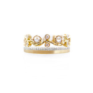 27.57.42-YG-7mm-rose-cut-diamond-twist-Pave-satin-square-band-Ring-stacking-14k-18k-jewelyrie_3510