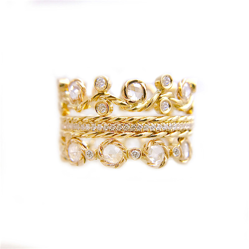 27.61.21-Classy-Rose-Cut-Diamond-Wavy-Twist-Vine-Eternity-Gold-Crown-Ring-stacking-set-14k-18k-jewelyrie_3151