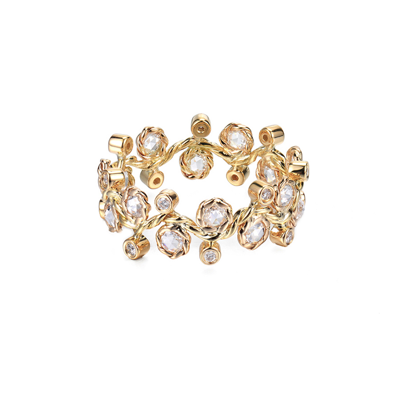 29-Wavy-Twist-Alternate-Rose-Cut-Diamond-Stacking-Eternity-Gold-Ring-14K-18K-JeweLyrie-c