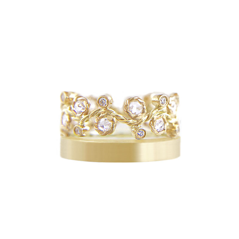 29.53-10mm-alternate-rose-cut-diamond-satin-square-band-crown-ring-stacking-14k-18k-jewelyrie