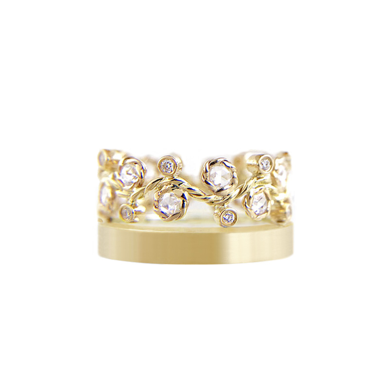 29.53-10mm-alternate-rose-cut-diamond-satin-square-band-crown-ring-stacking-14k-18k-jewelyrie