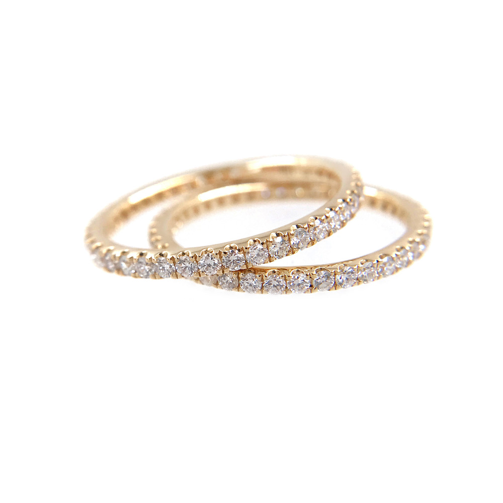 white modern s band wilsons gold wilson diamond ring products jewelry bands estate eternity pave