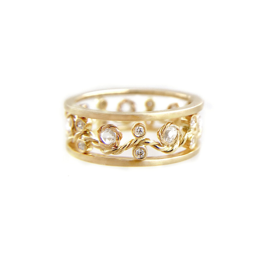 42.27.42-Openwork-Rose-Cut-Diamond-Twist-Vine-Satin-Square-Band-Ring-stacking-14k-18k-jewelyrie_9168