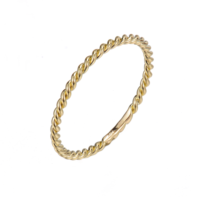 46-Gold-1mm-classic-rope-twist-band-Ring-Guard-Spacer-14k-18-JeweLyrie