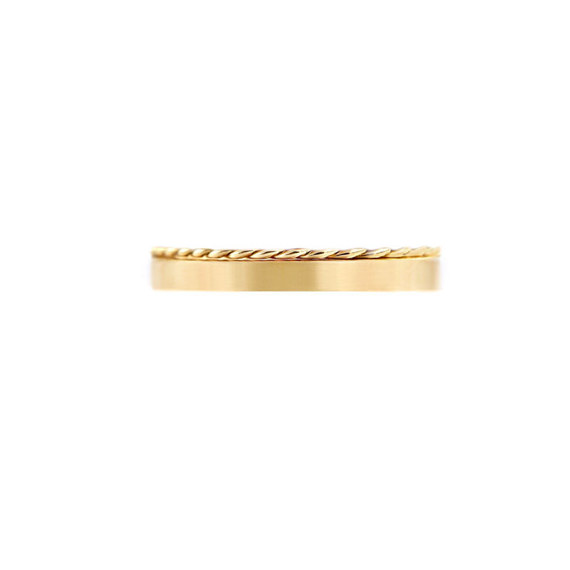 50.44-2.8mm-signature-Slim-Twist-Satin-Square-Band-Two-Ring-Stacking-jewelyrie