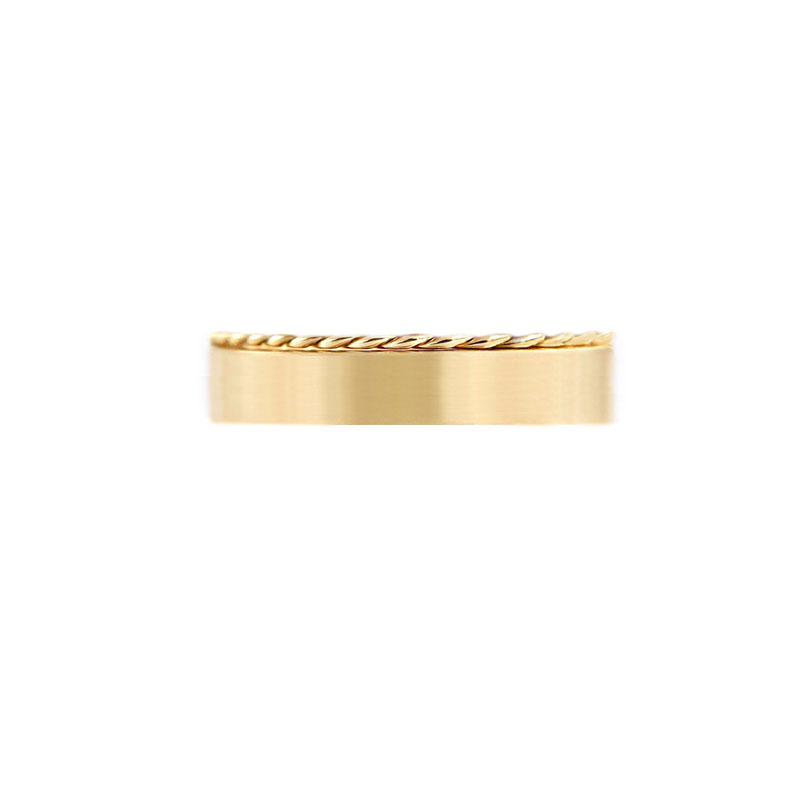50.55-4.8mm-signature-Slim-Twist-Satin-Square-Band-Two-Ring-Stacking-jewelyrie copy