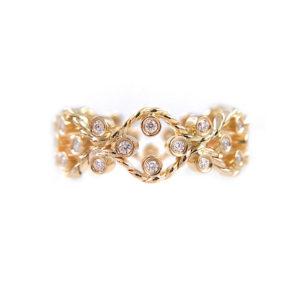 7-7mm-Gold-Twist-Crest-Wave-Open-Lace-Diamond-Eternity-Band-18k-JeweLyrie_7422