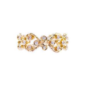 7-7mm-Gold-Twist-Crest-Wave-Open-Lace-Diamond-Eternity-Band-18k-JeweLyrie_7430