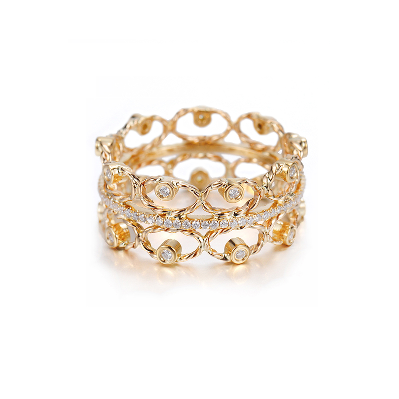 9-Twist-Petal-Diamond-Tip-Open-Lace-Pavé-Line-Wide-Ring-18k-14k-JeweLyrie-c