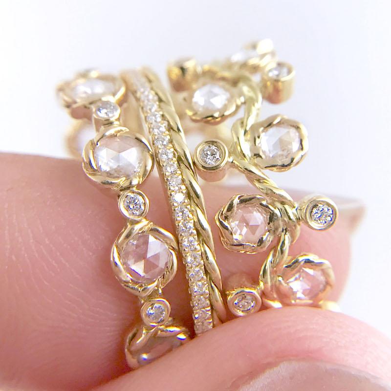 AW3--29-21-10-Wavy-Twist-Alternate-Rose-Cut-Diamond-Stacking-Eternity-Gold-Ring-14K-18K-JeweLyrie-three-ring-stacking_3130