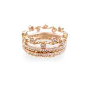BM3-14-6-Wavy-Twist-ENLACE-CHIC-SHEEN-Gold-Crown-Ring-Stacking-Set-14k-18k_2097