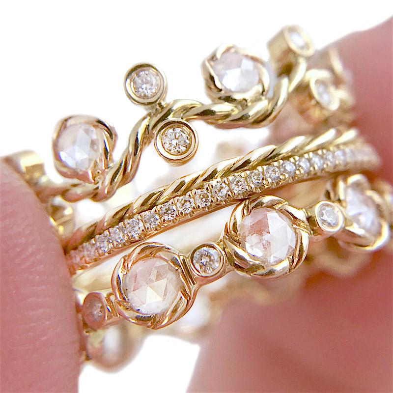 BM3-27-21-10-Twist-Vine-Rose-Cut-Diamond-Stacking-Eternity-Gold-Crown-Ring-5mm-14k-18k-JeweLyrie_3181