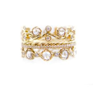 BM3-27-21-10-Twist-Vine-Rose-Cut-Diamond-Stacking-Eternity-Gold-Crown-Ring-5mm-14k-18k-JeweLyrie_3187