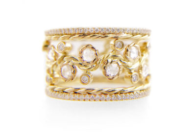 BM3-29-10-Wavy-Twist-Alternate-Rose-Cut-Diamond-Stacking-Eternity-Gold-Ring-14K-18K-JeweLyrie_3423