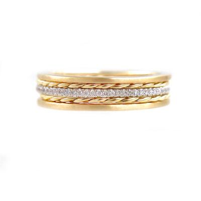 CLSHN-42.61.42-4.6mm-Pave-Diamond-Twist-Square-Satin-Stripe-Band-Three-Ring-Stacking-14k-18k-jewelyrie_7960