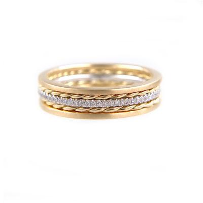 CLSHN-42.61.42-4.6mm-Pave-Diamond-Twist-Square-Satin-Stripe-Band-Three-Ring-Stacking-14k-18k-jewelyrie_7965