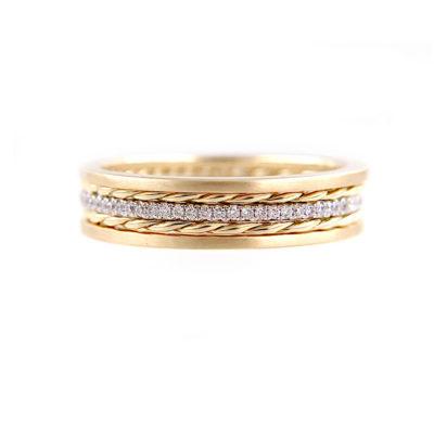 CLSHN-42.61.42-4.6mm-Pave-Diamond-Twist-Square-Satin-Stripe-Band-Three-Ring-Stacking-14k-18k-jewelyrie_7969