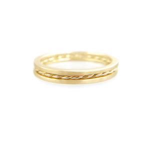 PIROUETTE-42.50.42-Slim-Twist-Satin-Stripe-Band-Three-Ring-Stacking-014k-18k-JeweLyrie_2773