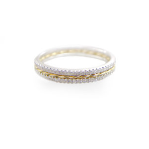 PIROUETTE-57.50.57-Slim-Twist-Double-Pave-Diamond-Stripe-Band-Three-Ring-Stacking-14k-18k-JeweLyrie_2789