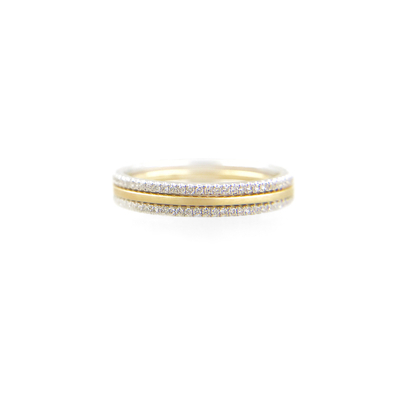 SATIN-I-57.42.57-42-57-Slim-Satin-Double-Pave-Diamond-Stripe-Band-Three-Ring-Stacking_2783