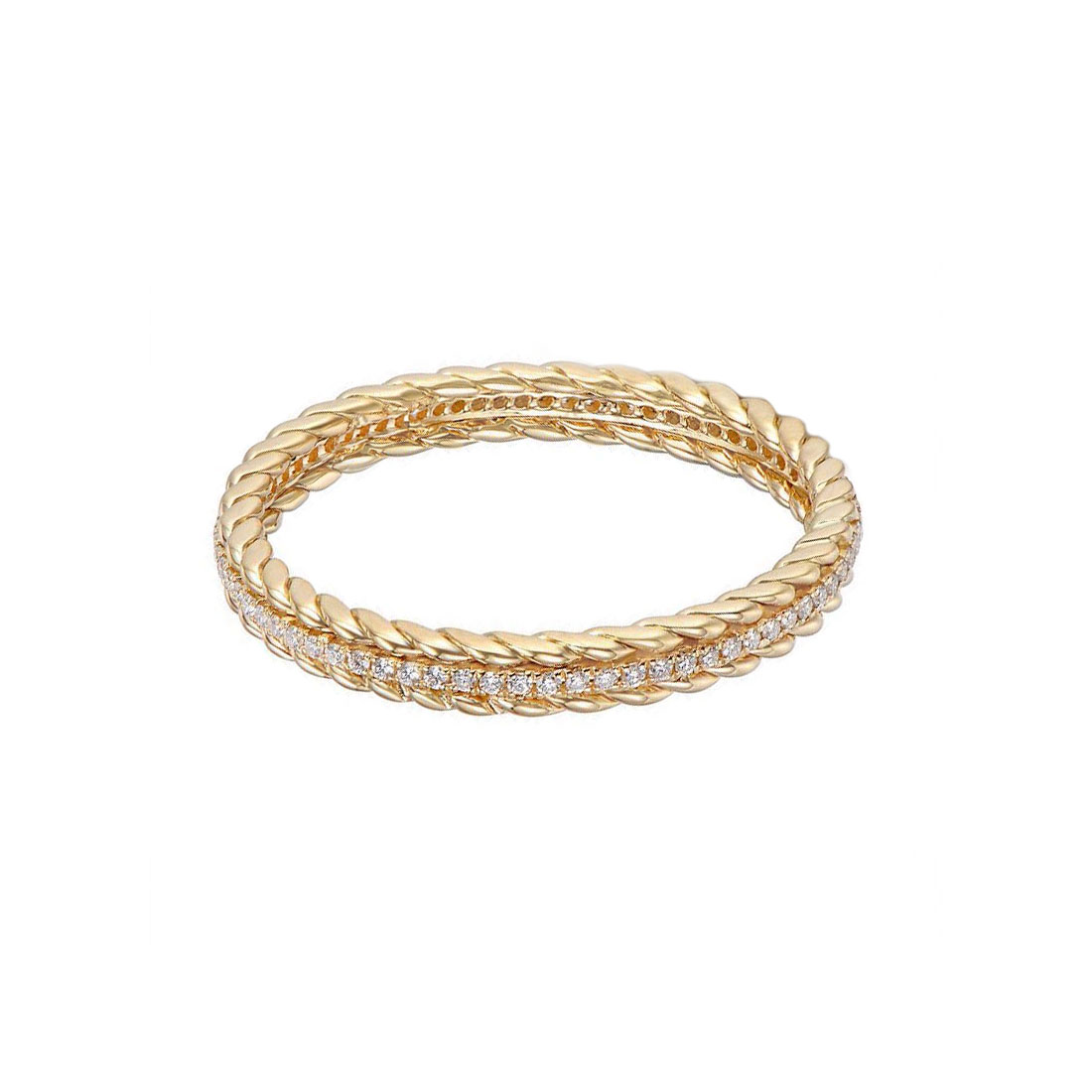 double-twist-trimmed-pave-diamond-eternity-wedding-band-ring