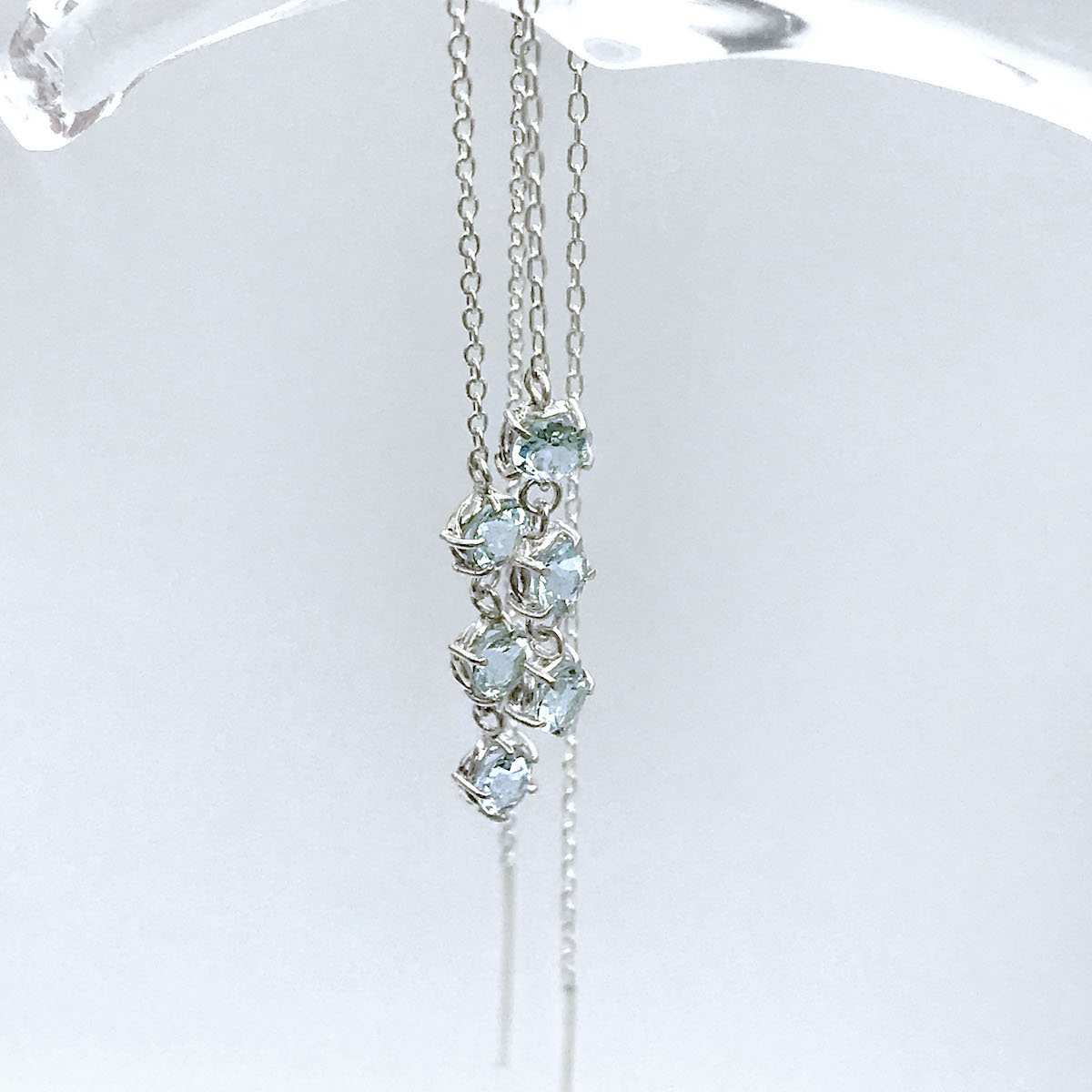 Aquamarine-Trail-twist-prong-set-three-stone-earrings-18k-14k-7713