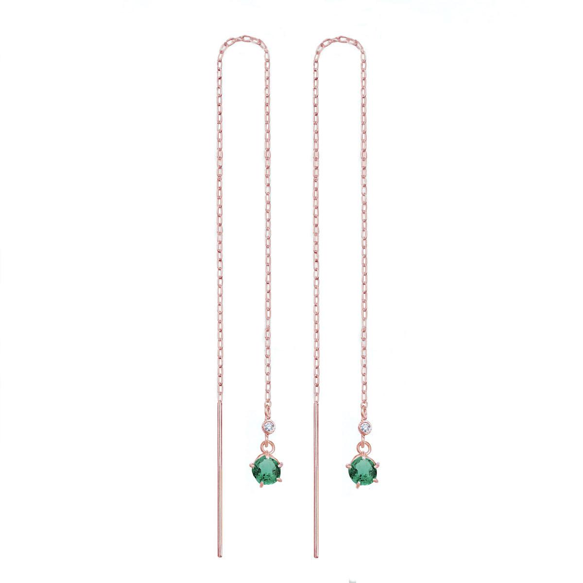 Emerald-Drop-Threader-Rose-Gold-32-3 RG copy