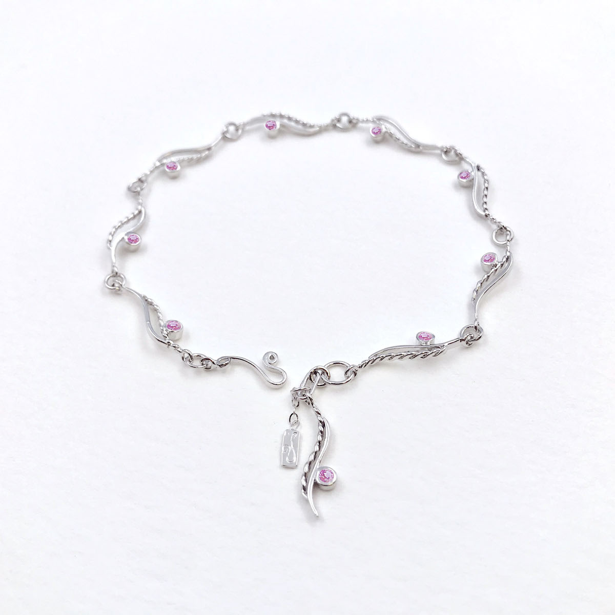 Pink Sapphire White Gold_3789